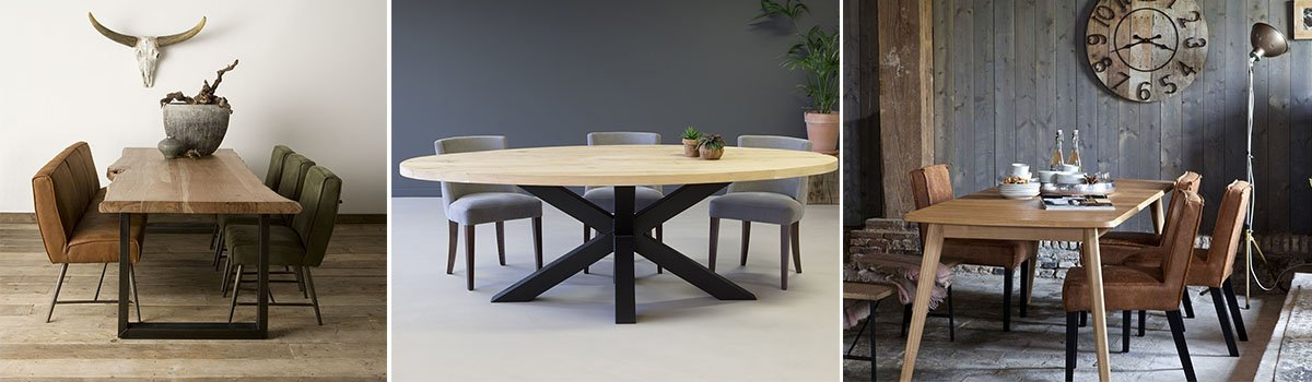 Dining tables categorie banner