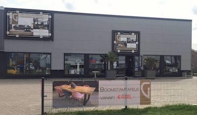 meubelwinkel in Elst Arnhem Nijmegen