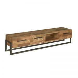 Tv Meubel Teak Modern.Tv Stands And Tv Units Global Furniture Woonwinkel